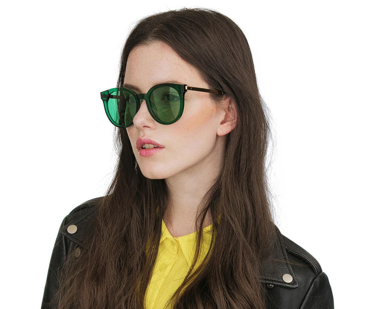 GENTLE MONSTER墨镜提醒:劣质墨镜会引起白内障 角膜损伤
