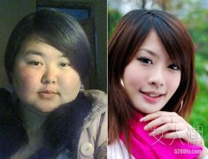 胖妞速减有妙招 狂甩肥肉变美女