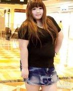 胖妹摆脱30斤肥肉 开始全新生活