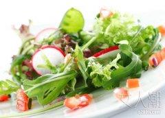 水果蔬菜减肥餐 燃烧脂肪瘦出S形