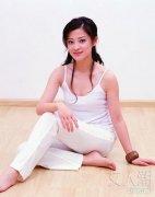 江南女梅婷的温婉平和瑜伽经