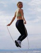 找对方法 跳绳既能瘦腿又能健身