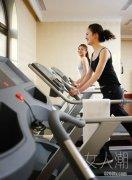 利用跑步机减肥消脂 瘦得更轻松