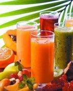 每天一杯减肥果蔬汁 美味又瘦身