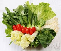 冬季素食减肥 排毒又减油脂