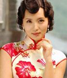 旗袍美女 性感图片