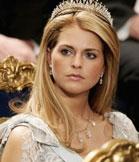 玛德莱娜公主婚纱照及玛德莱娜公主背景资料